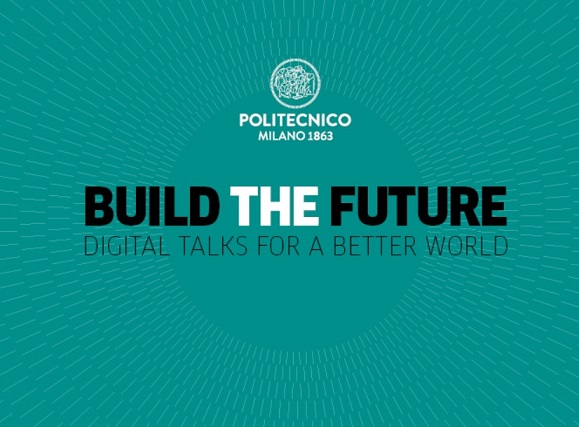 "Уебинар на Politecnico di Milano: ""Build the Future – Digital Talks for a Better World!"""